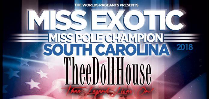 Miss Exotic South Carolina The Pub