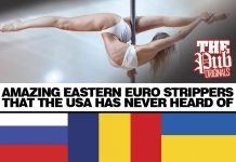 Hot euro strippers the USA has never heard of