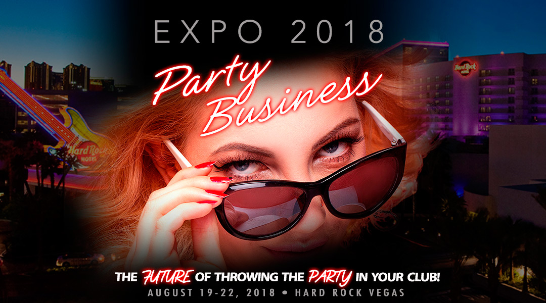 EXPO 2018 - Party Business