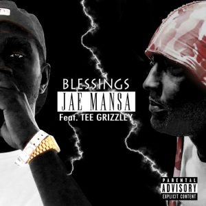 Jae Mansa Blessings Cover art