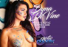 Dyna DiVine ExoticDancer