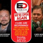 ED Webcon - Brian Hopkins - Curtis Wise