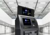 Large capacity cash vaulting F400 payment kiosk