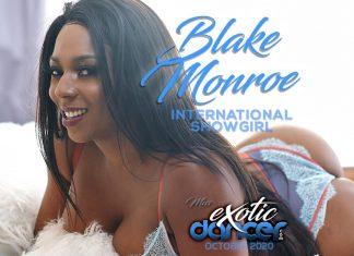 Blake Monroe Miss Oct 2020