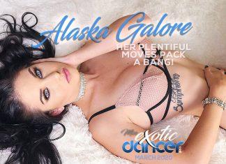 Alaska Galore - Miss Exotic Dancer March 2020 - ExoticDancer.com