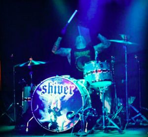 Shiver hitting it's stride - Shiver drummer Bill Lussier